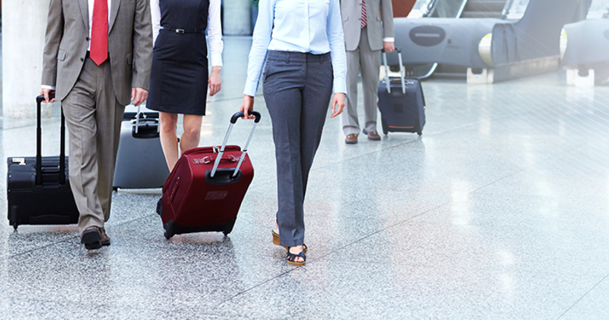 [eBook] Controlling the Ramp of Business Travel Expense Post Pandemic