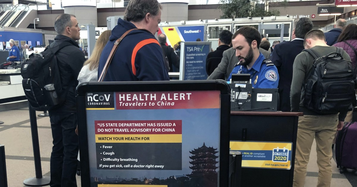 Growing Concerns over Coronavirus in Business Travel